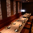 最大20名様までご対応可能なテーブル席★『8~20名様用席』