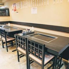 アットホームで居心地の良い空間。お料理の味はもちろん、個人店ならではの素材やサービスをお楽しみください♪