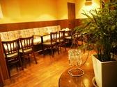 Cafe italiano LA STELLAの雰囲気3