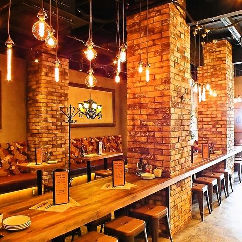 CONAは、オシャレな空間で、お手頃で美味しい料理とお酒を楽しめるレストランです☆!