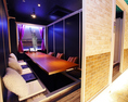世界各国壁画のある個室30名席