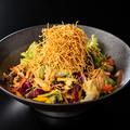 料理メニュー写真[長崎]皿うどんパリパリサラダ