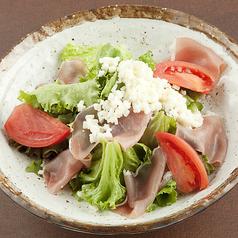和菜美のシーザーサラダ