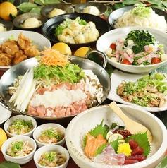 椿屋 名古屋店のコース写真