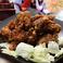 料理メニュー写真自家製 ひな鶏の唐揚げ