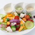 料理メニュー写真横浜野菜のバーニャ・プレート