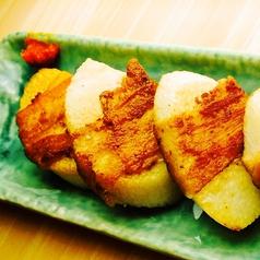 山芋豚肉巻き焼き