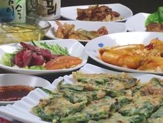 ハナ HANA 韓菜宮膳の写真