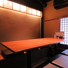 完全個室(扉・壁付き)※個室詳細はお気軽に店舗までお問い合わせください。