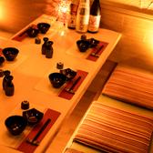 【5~6名様】小規模のご宴会は当店にお任せください◎各種宴会にぴったりの飲み放題付プランも多数ご用意しております。完全個室席のプライベート空間でごゆっくりご宴会を。