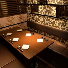 大崎での飲み会なら当店にお任せ下さい。2名様からご利用可能な快適なお席にご案内致します。宴会、飲み会、女子会にもピッタリ!
