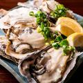 料理メニュー写真国産生牡蠣