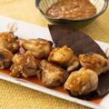 料理メニュー写真鶏のもろみ焼き