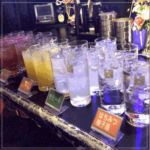 【BAR & PARTY DINER】Partys Rise パーティーズライズ|店舗イメージ6