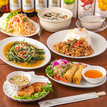 バンコク レストランのおすすめ料理1