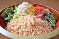 料理メニュー写真北海ラーメンサラダ