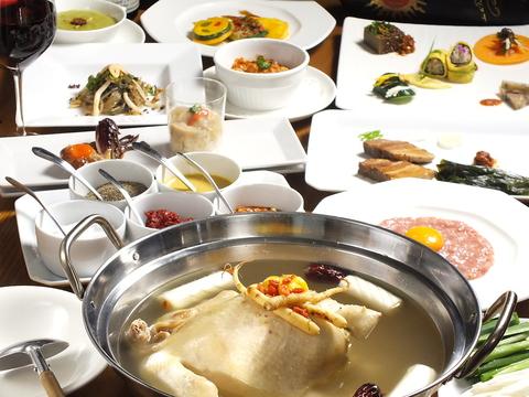 素材・食のバランス・味・サービス・雰囲気、その全てに心を配り五感で楽しめるお店。