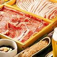 『特選豚とカジュアルお料理コース』4500円⇒3500円