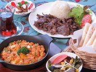 本場トルコ料理が北九州で食べられるのはここだけ♪