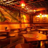 モンスーンカフェ 舞浜イクスピアリ Monsoon Cafeの雰囲気3