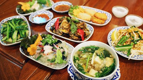 THAI RESTAURANT BAN-THAI (タイレストラン バンタイ)
