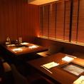 8名テーブル席(6名様テーブル席もあり)