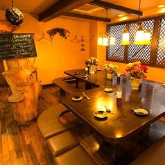 南欧田舎料理のお店 タパスの雰囲気1