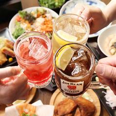 個室 赤身肉と地魚のお店 おこげ 浜松店のコース写真