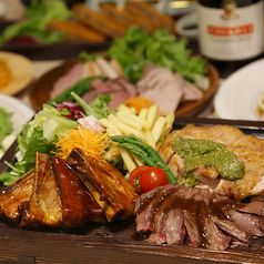 個室×肉バル ビーフ三田 SANDA 浜松町・大門店のおすすめ料理1