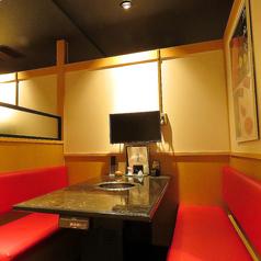 ホルモンの美味しい焼肉 伊藤課長 浜松駅前店の雰囲気1