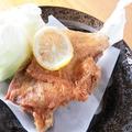 料理メニュー写真若鶏の足