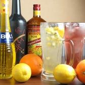 気軽に楽しく飲んで頂きたい!そんな想いからサングリアやスパークリングワインまでジョッキでご提供致します。