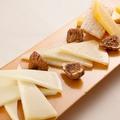 料理メニュー写真スペイン産チーズの盛り合わせ ハーフ