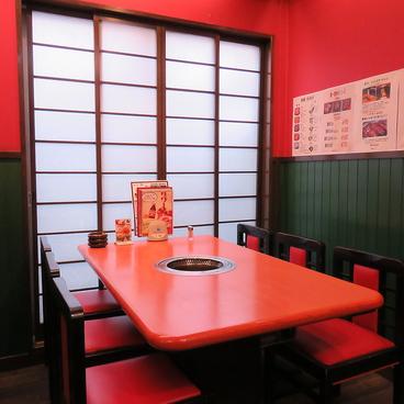 焼肉 鶴一 鶴橋本店の雰囲気1