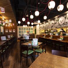 北海道イタリアン居酒屋 エゾバルバンバン 函館五稜郭店の雰囲気1