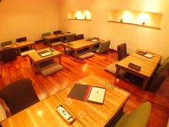 けやきcafeの雰囲気1