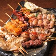 焼とんは秋田の【桃豚】を使用☆味と安全にこだわり♪
