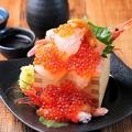 料理メニュー写真《鮮魚を使った創作料理》生でも焼いても!!海鮮も美味い♪