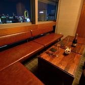 2~8名様でご利用可能な夜景個室。ご宴会、接待、デートなどにおすすめです。