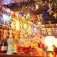 誕生日PARTYコースご予約特典!『HAPPY  BIRTYHDAY』のタペストリーで飾り付けてお迎え致します!