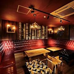 Dining Bar W 京都祇園店の雰囲気1