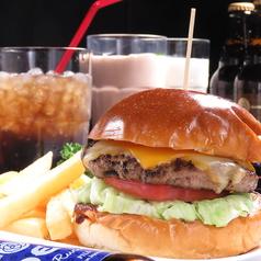 手作りハンバーガー専門店 ブコウスキーのおすすめ料理1