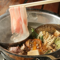 【食べ放題】2色鍋食べ放題★2480円!!