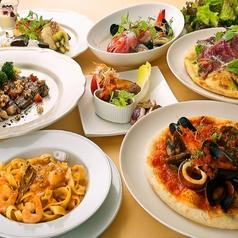 イタリア料理 トラットリア レガーロ 新横浜店のコース写真