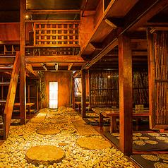 肉と魚と個室居酒屋 torizen やじろべゑ 新宿本店の雰囲気1