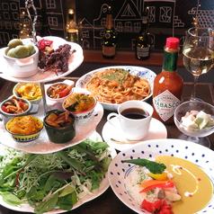 cafe nontan カフェ ノンタンのコース写真