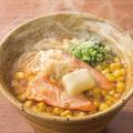 料理メニュー写真石狩ラーメン ~味噌バターコーン~