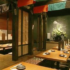 九州黒太鼓 新宿の雰囲気1