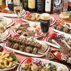 トルコ料理 ANTIK パムッカレのおすすめ料理1