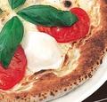 料理メニュー写真フレッシュトマトとモッツァレラ